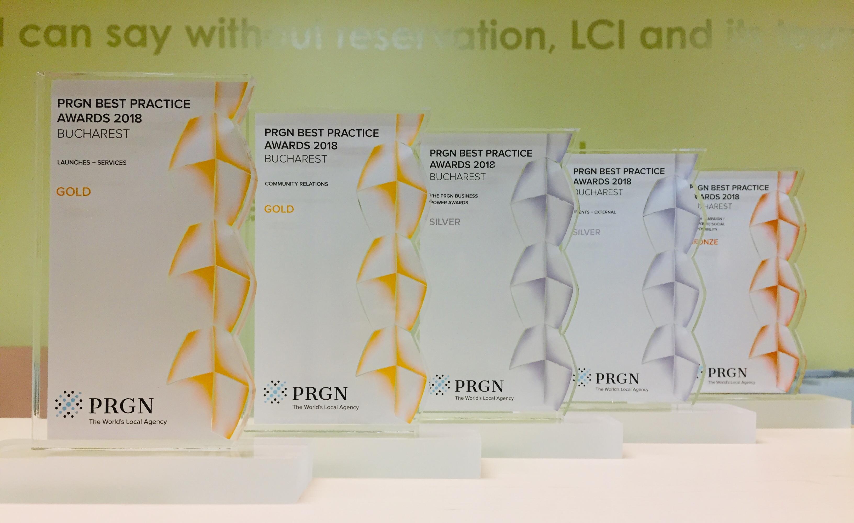 PRGN Awards